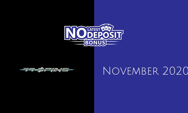 Latest 77Spins no deposit bonus November 2020