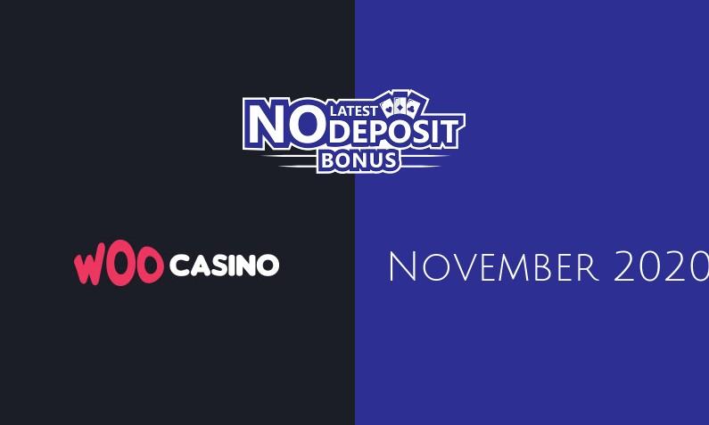 Latest Casino No Deposit Bonuses